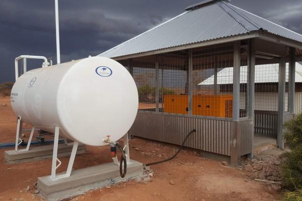 Fuel tank Mobella