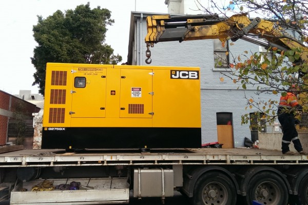 G275QX DPTI Crane Truck